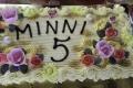 Trikikoer Minni viies sünnipäev