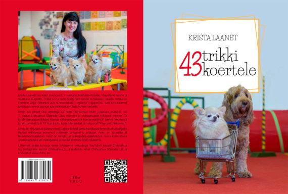 """Raamat """"43 trikki koertele"""""""