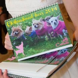 "Kalender ""Chihuahuad hoos 2014"""